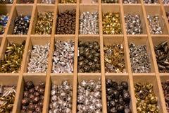 珠宝装饰品 库存照片