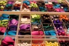珠宝装饰品 免版税库存照片