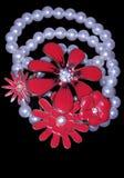 珠宝s妇女 库存图片