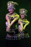 珠海韩Sheng艺术马戏团。 春节2013年。 库存照片