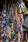 珠饰细工危地马拉人 免版税库存照片