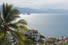 班德拉斯海湾在墨西哥 图库摄影