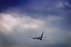 班机喷气机 免版税库存图片
