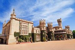 班格洛宫殿,印度 免版税图库摄影