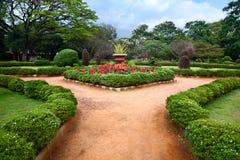 班格洛植物园lalbagh 免版税图库摄影