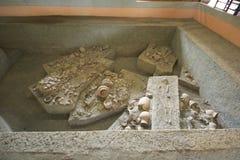 班清是一个考古学站点在乌隆府,联合国科教文组织世界遗产自1992年以来 库存照片