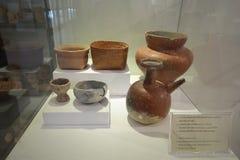 班清是一个考古学站点在乌隆府,联合国科教文组织世界遗产自1992年以来 免版税库存图片