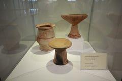 班清是一个考古学站点在乌隆府,联合国科教文组织世界遗产自1992年以来 免版税图库摄影
