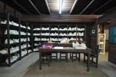 班清是一个考古学站点在乌隆府,联合国科教文组织世界遗产自1992年以来 库存图片