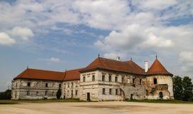 班菲城堡,罗马尼亚 库存照片