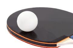 球乒乓切换技术 免版税库存图片