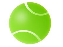 球例证网球 图库摄影