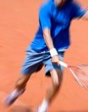 球员网球 图库摄影