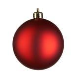 球圣诞节 图库摄影
