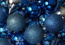 球圣诞节 库存图片