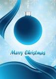 球圣诞节eps产品 免版税库存图片