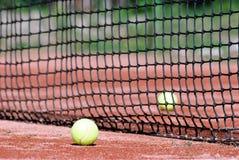 球室内网球 免版税图库摄影