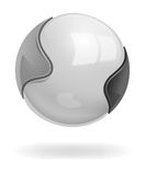 球形 免版税库存照片