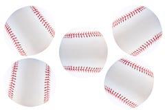 球棒球射击工作室 免版税库存照片