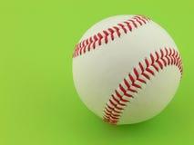 球棒球 库存照片
