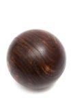 球槌球木头 库存照片