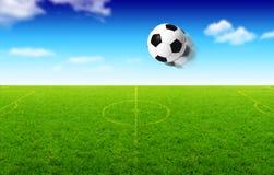 球橄榄球例证行动 向量例证