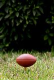 球橄榄球 免版税库存照片