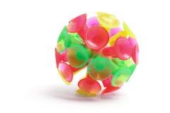 球橡胶 库存图片