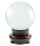 球水晶魔术 免版税库存图片