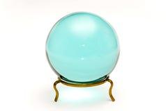 球水晶 免版税图库摄影