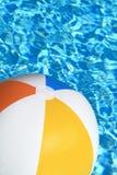 球海滩 免版税库存图片