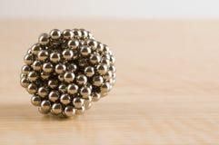 球磁铁 免版税库存照片