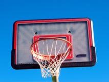 球篮子净额环形 免版税库存照片