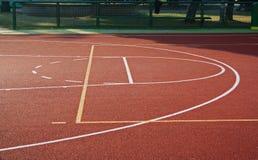 球篮子地形 免版税库存图片