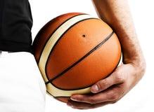 球篮子 图库摄影