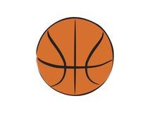 球篮子 向量例证