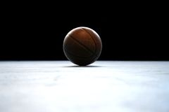 球篮子 免版税图库摄影