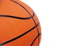 球篮球 免版税库存照片