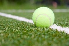 球网球 免版税图库摄影