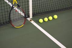 球网球 免版税库存照片