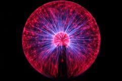 球能源等离子 免版税库存图片