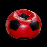 球被填充的凳子 免版税库存照片