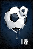 球足球 免版税库存图片