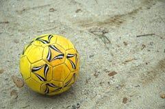 球足球 免版税库存照片
