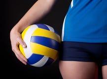 球身体局部s妇女 免版税图库摄影