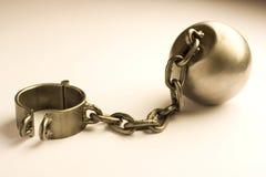 球链子 免版税图库摄影