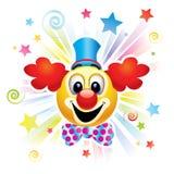 球面带笑容 向量例证