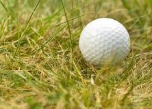 球高尔夫球 免版税库存照片