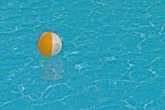 球水池水池球 免版税库存图片