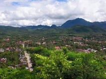 琅勃拉邦在老挝 库存图片